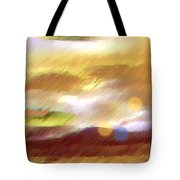 Valleylights Tote Bag