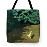 Valloton: Balloon, 1899 Tote Bag