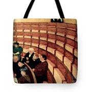 Vallotton: Gallery, 1895 Tote Bag