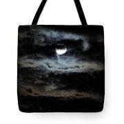 Vampire Skies Tote Bag