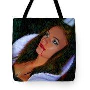 Vampiress Tote Bag