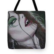 Vampiress II Tote Bag
