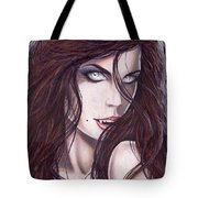 Vampiress Tote Bag