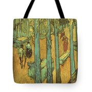 Van Gogh: Alyscamps, 1888 Tote Bag