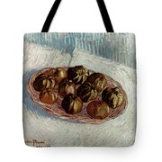Van Gogh: Apples, 1887 Tote Bag