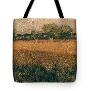 Van Gogh: Arles, 1888 Tote Bag