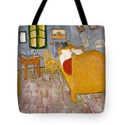Van Gogh: Bedroom, 1888 Tote Bag