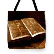 Van Gogh: Bible, 1885 Tote Bag