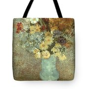 Van Gogh: Flowers, 1887 Tote Bag