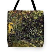 Van Gogh: Hospital, 1889 Tote Bag