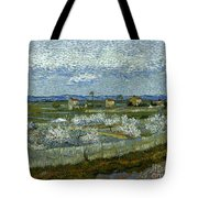 Van Gogh: Peach Tree, 1889 Tote Bag