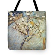 Van Gogh: Peartree, 1888 Tote Bag