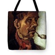 Van Gogh: Peasant, 1884 Tote Bag