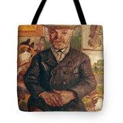 Van Gogh: Pere Tanguy, 1887 Tote Bag
