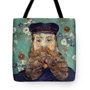 Van Gogh: Postman, 1889 Tote Bag