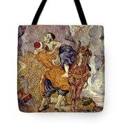 Van Gogh: Samaritan, 1890 Tote Bag
