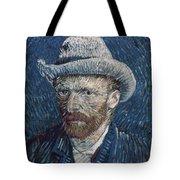 Van Gogh: Self-portrait Tote Bag
