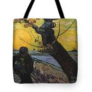 Van Gogh: Sower, 1888 Tote Bag