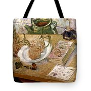 Van Gogh: Still Life, 1889 Tote Bag