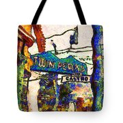 Van Gogh Takes A Wrong Turn And Discovers The Castro In San Francisco . 7d7547 Tote Bag