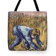 Van Gogh: The Reaper, 1889 Tote Bag