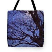Van Gogh Tree Tote Bag