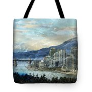 Vancouver-1 Tote Bag