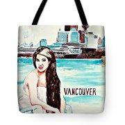 Vancouver 2009 Tote Bag