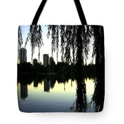 Vancouver- Lost Lagoon Tote Bag by Will Borden