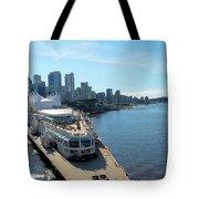 Vancouver01 Tote Bag