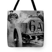 Vanderbilt Cup Race Tote Bag