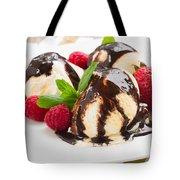 Vanilla Icecream Tote Bag