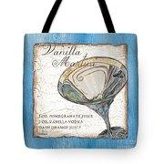 Vanilla Martini Tote Bag