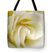 Vanilla Swirl Tote Bag