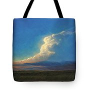 Vanish Into The Blue Tote Bag
