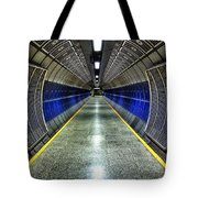 Vanishing Point Tote Bag
