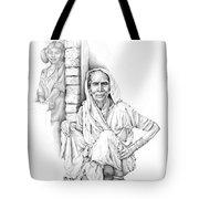 Varanasi Woman Tote Bag