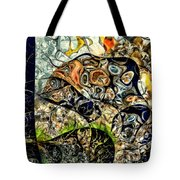 variation of Kardinsky Tote Bag