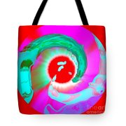 Variation On A Swirl Tote Bag