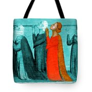 Variation On An Alterpiece Tote Bag