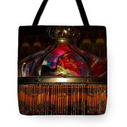 Variegated Antiquity Tote Bag by DigiArt Diaries by Vicky B Fuller