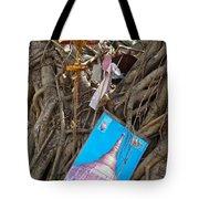 Various Religious Items Stuffed I Tote Bag