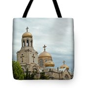 Varna Cathedral,bulgaria Tote Bag