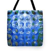 Vase Bubbles Tote Bag