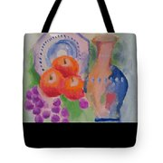 Vase For Table Tote Bag