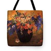 Vase Of Flowers 1896 Tote Bag