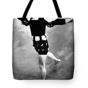 Vaslav Nijinsky, Ballet Dancer Tote Bag