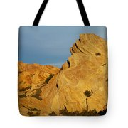 Vasquez Rocks State Park, Sunset Tote Bag