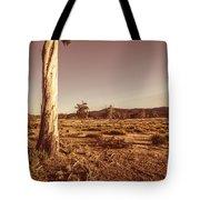 Vast Pastoral Australian Countryside  Tote Bag
