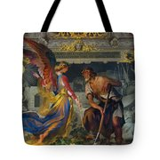 Vatican Art II Tote Bag
